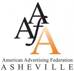 American Advertising Federation Asheville Logo 2011